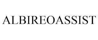 ALBIREOASSIST trademark