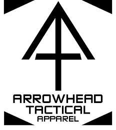 ARROWHEAD TACTICAL APPAREL trademark