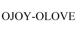 OJOY-OLOVE trademark