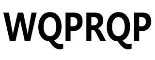 WQPRQP trademark