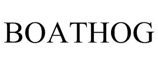 BOATHOG trademark