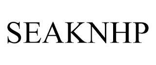 SEAKNHP trademark