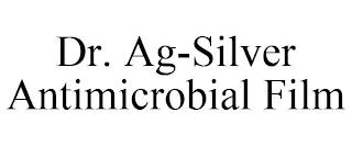 DR. AG-SILVER ANTIMICROBIAL FILM trademark