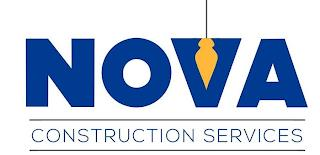 NOVA CONSTRUCTION SERVICES trademark
