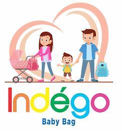 INDEGO BABY BAG trademark