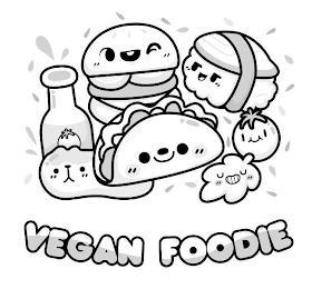 VEGAN FOODIE trademark
