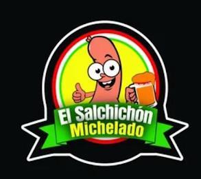 EL SALCHICHÓN MICHELADO trademark