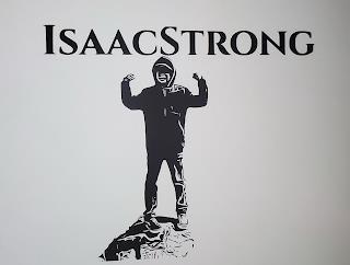 ISAACSTRONG trademark