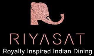 RIYASAT ROYALTY INSPIRED INDIAN DINING trademark