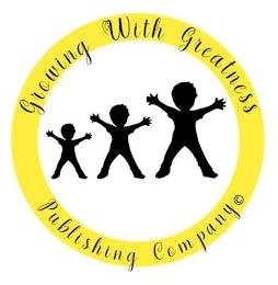 GROWING WITH GREATNESS PUBLISHING COMPANY trademark