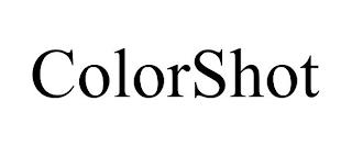 COLORSHOT trademark