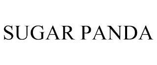 SUGAR PANDA trademark