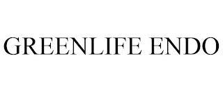 GREENLIFE ENDO trademark
