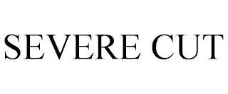 SEVERE CUT trademark
