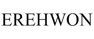 EREHWON trademark
