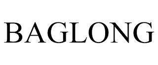 BAGLONG trademark