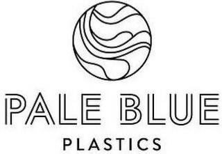 PALE BLUE PLASTICS trademark