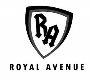 ROYAL AVENUE trademark