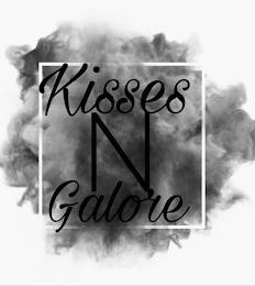 KISSES N GALORE trademark