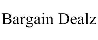 BARGAIN DEALZ trademark