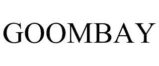 GOOMBAY trademark