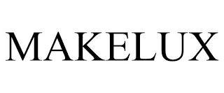 MAKELUX trademark