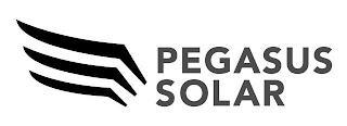 PEGASUS SOLAR trademark