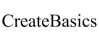 CREATEBASICS trademark