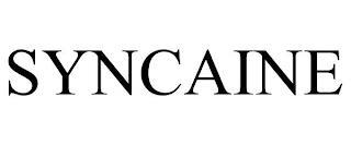 SYNCAINE trademark