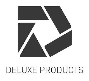 D DELUXE PRODUCTS trademark
