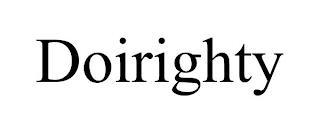 DOIRIGHTY trademark