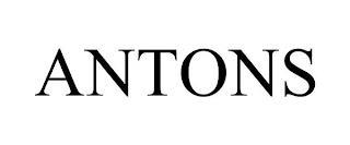 ANTONS trademark