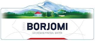 1890 BORJOMI GEORGIAN MINERAL WATER trademark