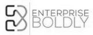 B ENTERPRISE BOLDLY trademark