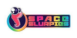 SPACE SLURPIES trademark