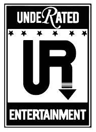 UNDERATED UR ENTERTAINMENT trademark