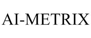 AI-METRIX trademark