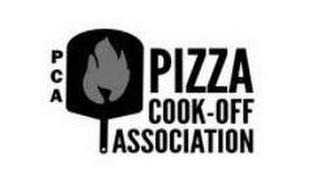 PCA: PIZZA COOK-OFF ASSOCIATION trademark