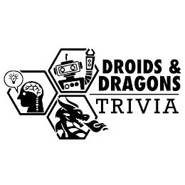 DROIDS & DRAGONS TRIVIA trademark