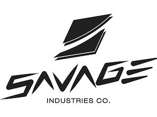 SAVAGE INDUSTRIES CO. trademark