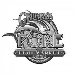 GRUBBY'S POKE & FISH MARKET trademark