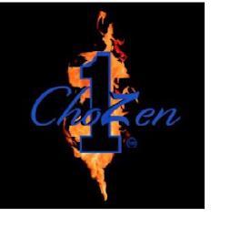 CHOZEN 1 trademark