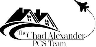 THE CHAD ALEXANDER PCS TEAM trademark