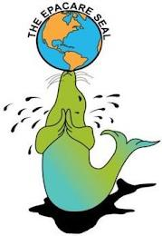 THE EPACARE SEAL trademark