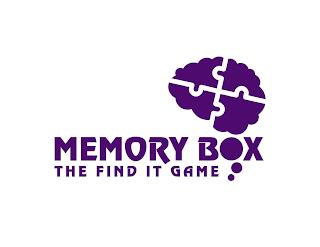 MEMORY BOX THE FIND IT GAME trademark