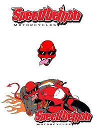 SPEED DEMON MOTORCYCLES trademark