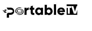 PORTABLE TV trademark