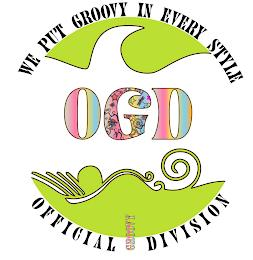 OFFICIAL GROOVY DIVISION OGD WE PUT GROOVY IN EVERY STYLE trademark