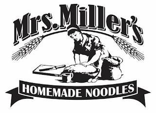 MRS. MILLER'S HOMEMADE NOODLES trademark