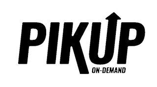 PIKUP ON-DEMAND trademark